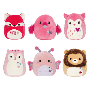 Squishmallows for gentle parenting tips