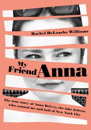 my friend anna book