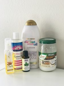 Lotions, creams and oils