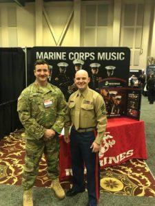 marine corps music band members