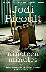 Nineteen Minutes by Jodi Picoult book