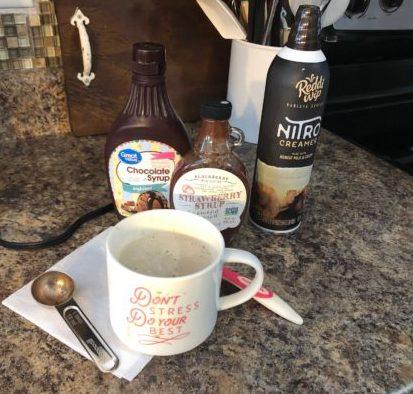 homemade coffee recipe