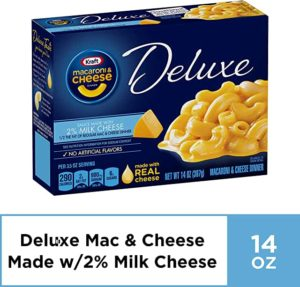 mac and cheese for easy meals