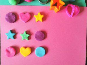 Playdough Pattern Practise