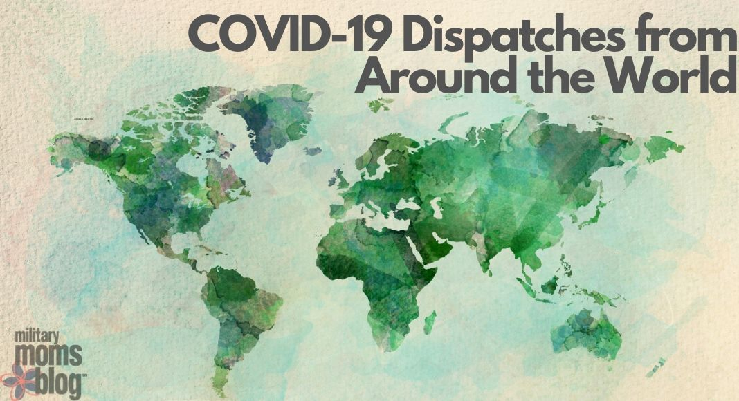 COVID-19 Dispatches from Around the World