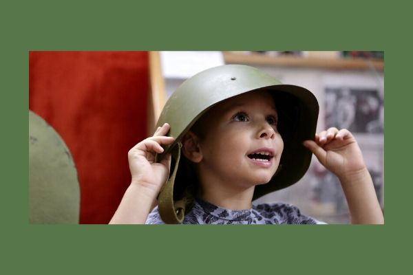 life lessons for military child