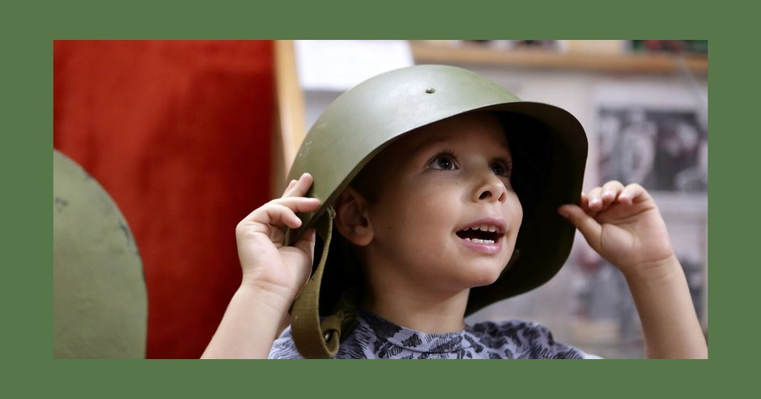 military child life lessons