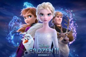 frozen II cover