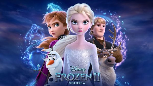 frozen II cover
