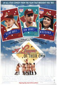 A League Of Their Own movie