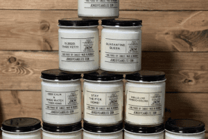 JKM candles