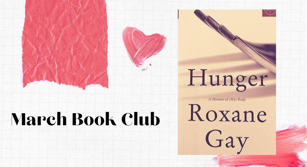 March Book Club graphic