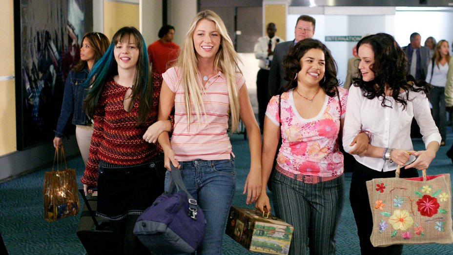 sisterhood of the traveling pants movie still