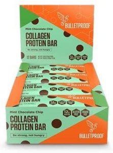 bulletproof collagen protein bars