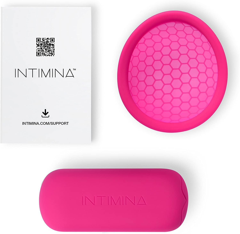 Intimina menstrual disc