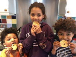 Best Cookie Recipe taste testers