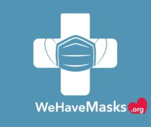We Have Masks logo