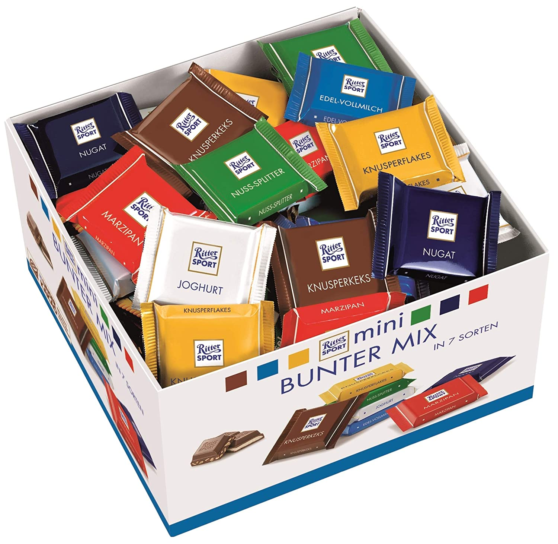 Ritter Sport chocolate multipack