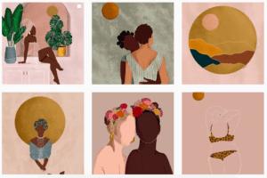 Melissa Koby black artist