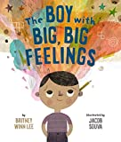 The Boy with the Big, Big Feelings book
