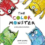 the color monster book