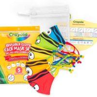 Crayola mask set