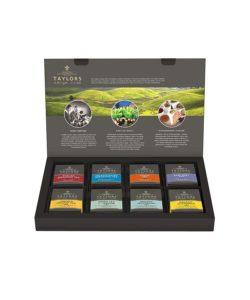 loose-leaf tea sampler