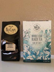 KuCha loose-leaf tea