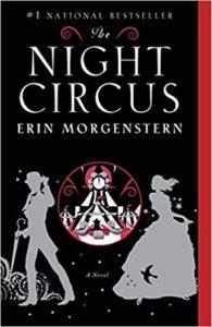 The Night Circus fantasy book