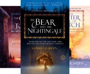 Katherine Aren fantasy trilogy