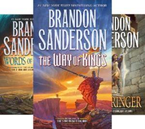 Brandon Sanderson fantasy series