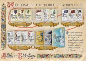 Robin Hobb fantasy books