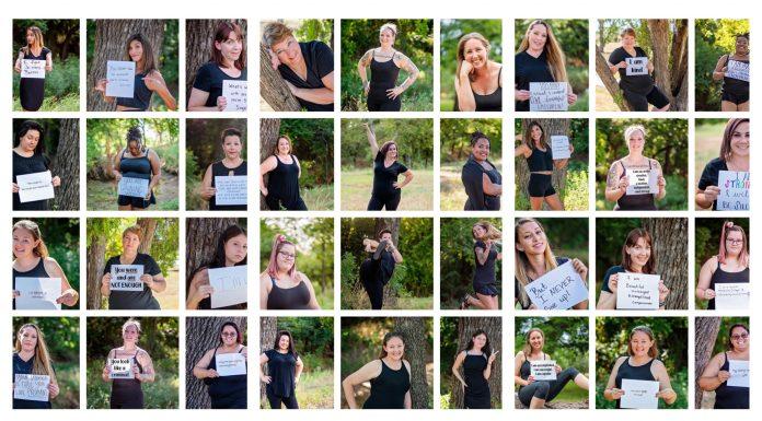 Project: I Love Me Participants