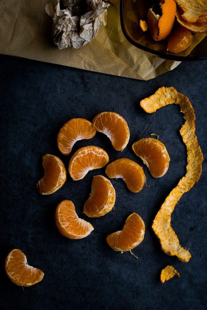 mandarin orange as snack