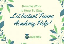 instant teams academy