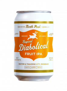 Diabolical craft beer