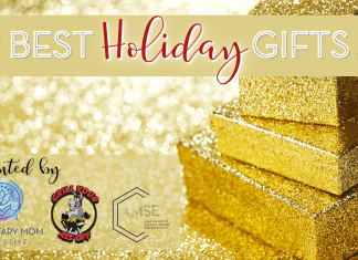 The Best Holiday Gifts of 2020 Presented by The Military Mom Collective, Grill Your Ass Off, and AMSE