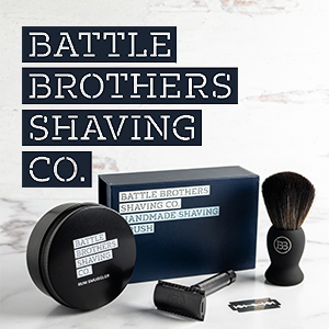 Battle Brothers Shaving Co