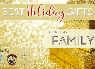 The Best Holiday Gifts for Families in 2020