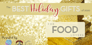 The Best Holiday gifts for Food lovers of 2020