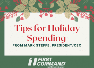 Tips for Holiday Spending from First Command