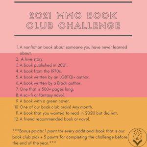 MMC Book Club Challenge