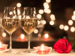 Romance Wine Roses