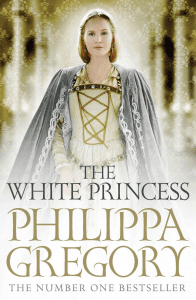 the white princess book by Philippa Gregory