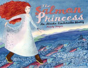 The Salmon Princess book cover