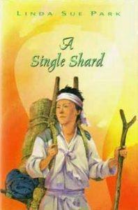 a single shard book cover