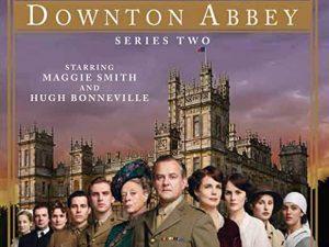 Downton Abbey show poster