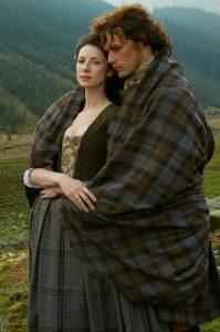Outlander main characters