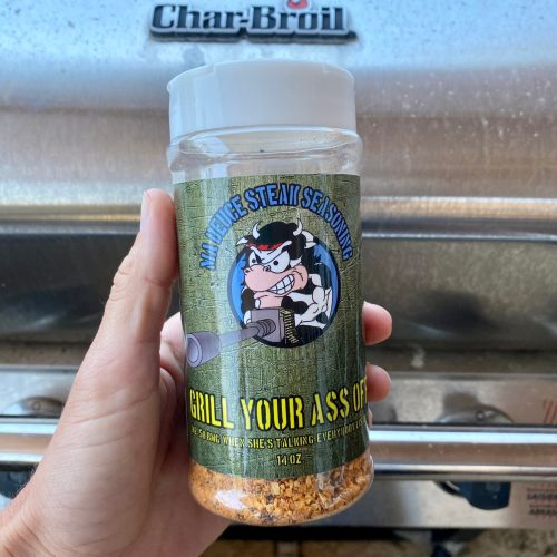 Grill Your Ass Off seasoning