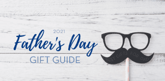 2021 Father's Day Gift Guide Presented by The Military Mom Collective